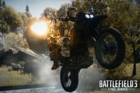 bf3_end_game_dirtbike_passenger_firing_water.jpg
