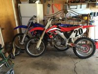 2 Stroke - 2003 CR 250 Electrical Issues ( No Spark ) I need some